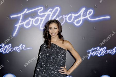 Editorial image of 'Footloose' film premiere, Los Angeles, America - 03 Oct 2011