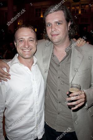 Tim Treloar and Steve Marmion