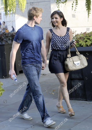 Editorial photo of Roxanne Pallett and Neil Toon, Manchester, Britain - 30 Sep 2011
