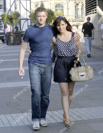 Editorial picture of Roxanne Pallett and Neil Toon, Manchester, Britain - 30 Sep 2011