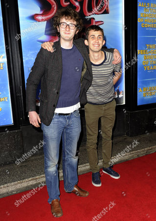 Tom Scurr and Steven Roberts
