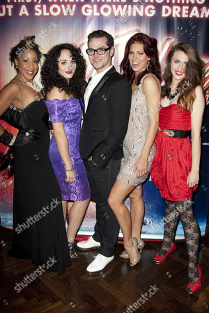 Editorial photo of 'Flashdance The Musical' press night, London, Britain - 14 Oct 2010