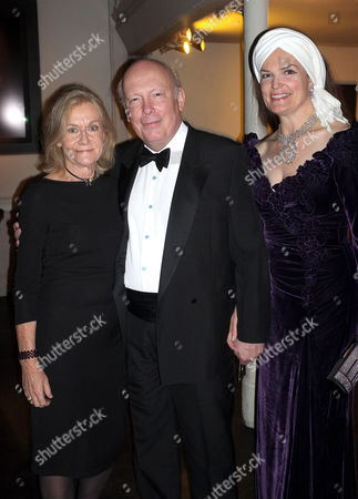 Stock Picture of Carole Latimer, Emma Kitchener-Fellowes and Julian Fellowes