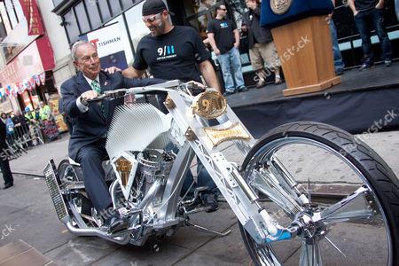 Paul Teutul Jr., Mayor Michael Bloomberg