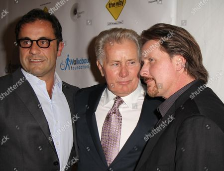 Editorial picture of 'The Way' film premiere, New York, America - 05 Oct 2011