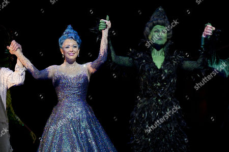 'The Wizard of Oz' - Emily Tierney (Glinda) and Hannah Waddingham (Miss Gulch/Wicked Witch of the West)