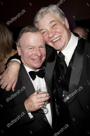 Ian Talbot (Director) and Matthew Kelly (Henry Saunders)