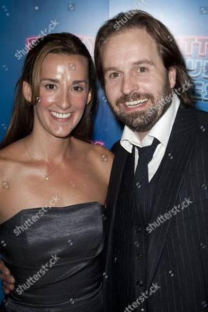 Sarah Boe and Alfie Boe