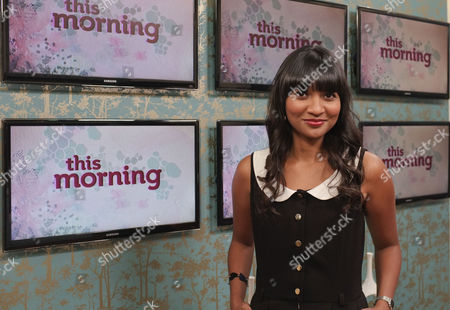 Editorial image of 'This Morning' TV Programme, London, Britain - 06 Oct 2011