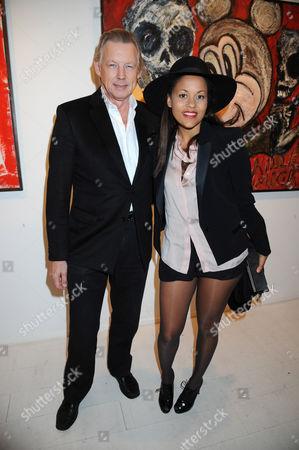 John Stephen and Rachel Barrett