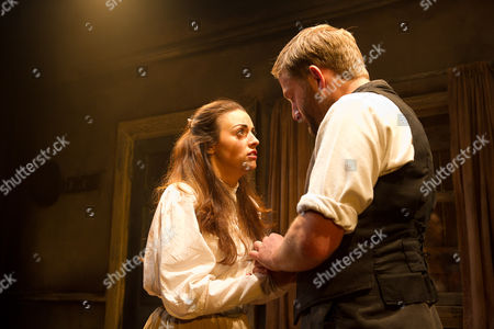 'Mixed Marriage' - Nora-Jane Noone as Nora and Joel Ormsby as Tom Rainey