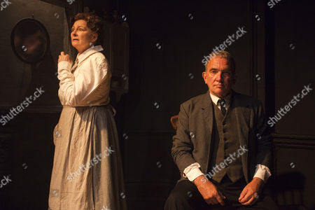 Stock Picture of 'Mixed Marriage' - Fiona Victory as Mrs Rainey and Daragh O'Malley as John Rainey