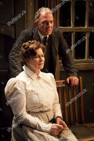Editorial picture of 'Mixed Marriage' play at the Finborough Theatre, London, Britain - 06 Oct 2011