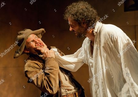 'Phoenix of Madrid' - Peter Bramhill (as Moscatel)  and Milo Twomey (as Don Alonso)