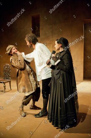 Editorial photo of 'Phoenix of Madrid' play at The Ustinov Studio, Bath Theatre Royal, Bath, Britain - 06 Oct 2011