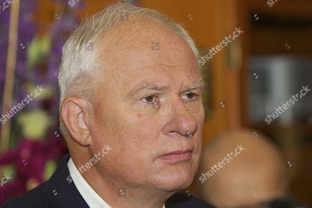 Geir Lundestad, Director of The Norwegian Nobel Institute