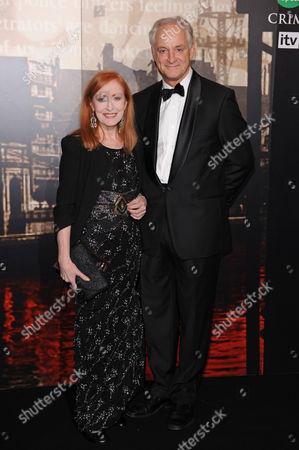 Pauline Moran and Malcolm Sinclair