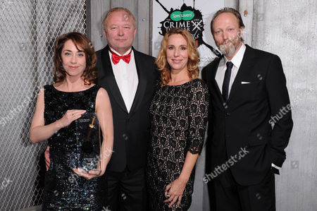 Stock Photo of Sofie Grabol, Bjarne Henriksen, Ann Eleonora Jorgensen and Lars Mikklesen