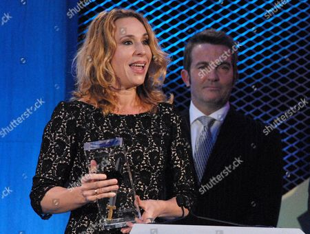 Editorial picture of Crime Thriller Awards, Grosvenor Hotel, London, Britain  - 07 Oct 2011