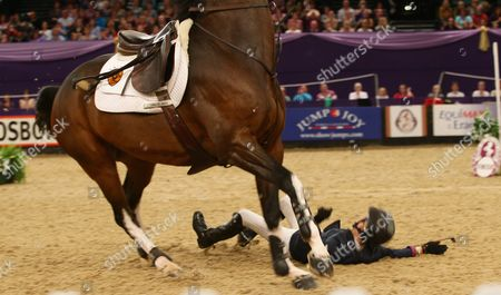 Editorial photo of Horse of the Year Show 2011 at the LG Arena, Birmingham, Britain - 08 Oct 2011