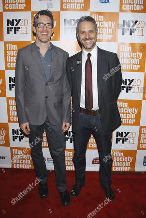 Philip Harrison and Jeffrey Schwarz