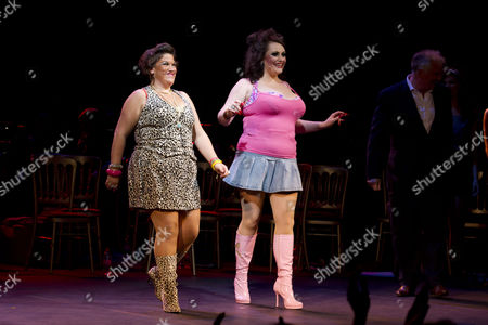 Editorial picture of 'Soho Cinders' musical and after party, London, Britain - 09 Oct 2011