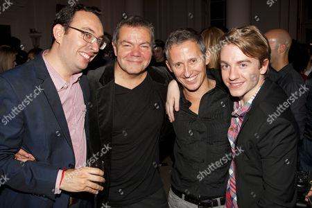 Elliot Davis (Author), Anthony Drewe (Author/Lyrics), George Stiles (Music) and Steven Webb