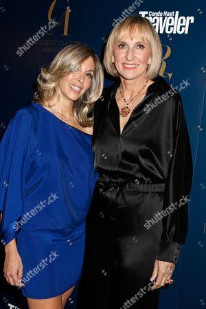 Carolyn Cremins and Klara Glowczewska