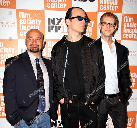 Jessie Misskelley Jr, Damien Echols, Jason Baldwin