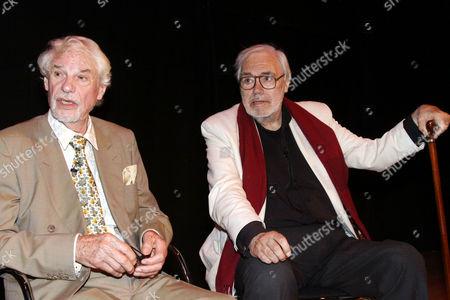 Ray Galton and Alan Simpson