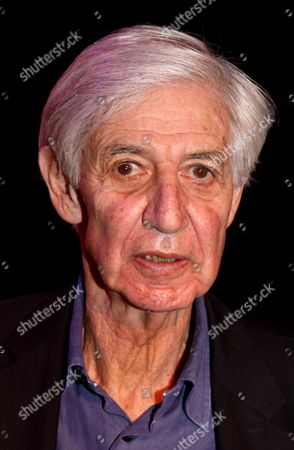 Stock Picture of Lewis Wolpert