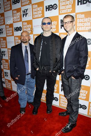 Jessie Misskelley Jr., Damien Echols and Jason Baldwin