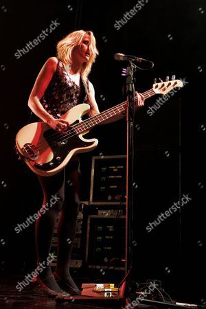 The Subways perform at Capitol Offenbach on the 9/10/11
