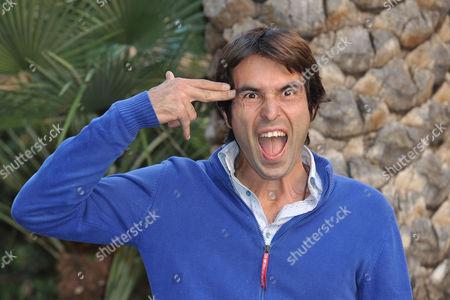 Stock Photo of Christian Molina