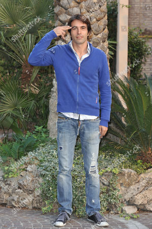 Editorial picture of 'I Want to be a Soldier' Film Photocall, Rome, Italy - 11 Oct 2011