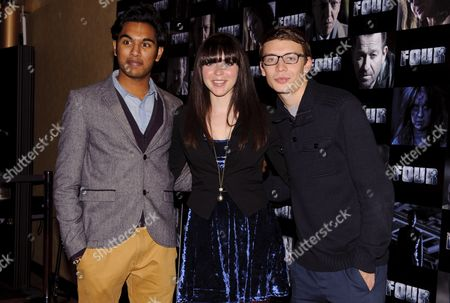 Stock Picture of Himesh Patel, Rachel Bright, Charlie G Hawkins