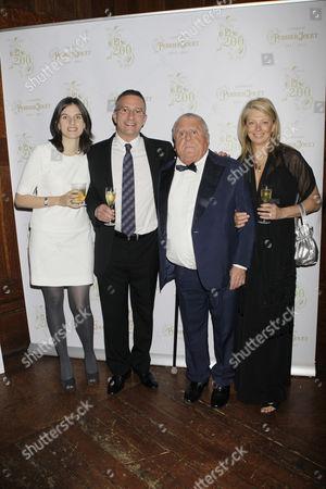 Laura Roux, Alain Roux, Albert Roux, Cheryl Roux