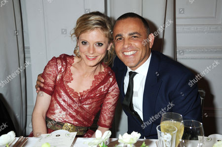 Editorial photo of Champagne Perrier-Jouet Bicentennary Party, London, Britain - 11 Oct 2011