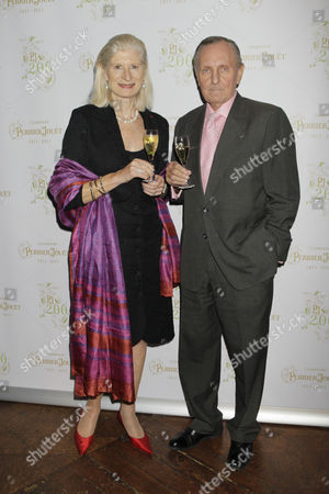 Stock Picture of Serena Sutcliffe and David Peppercorn