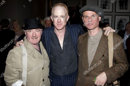 David Whitaker (Jimmy Floyd), Ian Kelly (Robert Lyon) and Trevor Fox (Oliver Kilbourn)