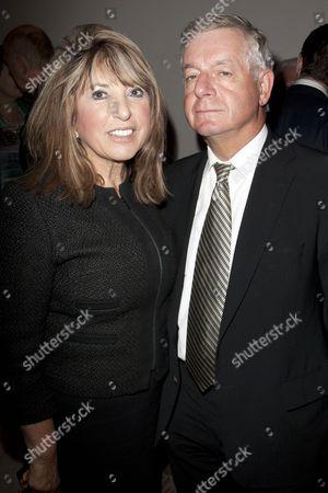 Eve Pollard and Nicholas Lloyd