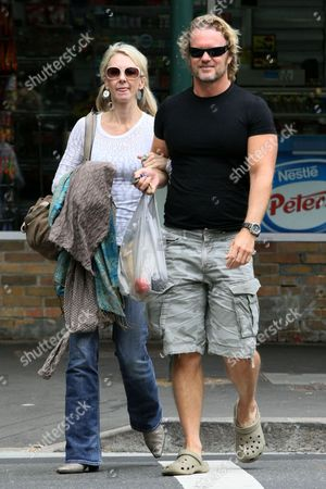 Editorial image of Craig McLachlan out and about in Sydney, Australia - 11 Oct 2011