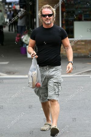 Stock Picture of Craig McLachlan