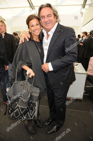 Maxine Leslau and Nick Leslau
