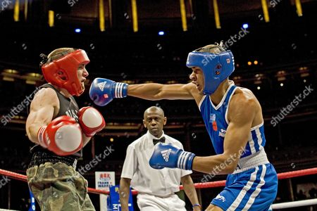 Editorial picture of Armed Forces Cup Boxing at the Royal Albert Hall, London, Britain - 07 Oct 2011