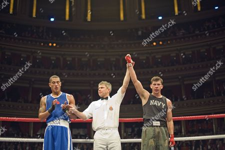 Editorial image of Armed Forces Cup Boxing at the Royal Albert Hall, London, Britain - 07 Oct 2011