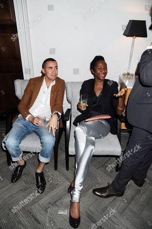 Editorial image of Frieze Art Fair Dinner and after-party at the Arts Club, Piccadilly, London, Britain - 12 Oct 2011