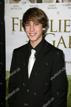 Editorial photo of 'Fireflies In The Garden' film premiere, Los Angeles, America - 12 Oct 2011