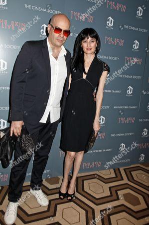 Editorial image of 'The Skin I Live In' Cinema Society Film Screening, New York, America - 13 Oct 2011