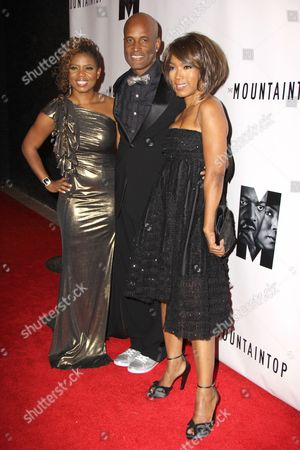 Katori Hall, Kenny Leon, Angela Bassett